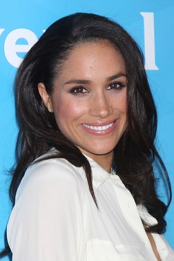 LOS ANGELES - JAN 19:  Meghan Markle at the NBC TCA Winter 2014